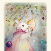 「はじまりの木」ポストカード⑤