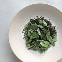 No.26 煎茶  スペアミント のブレンド
