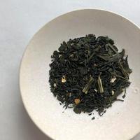 No.38 釜炒り茶 青紫蘇と酢橘のブレンド