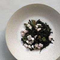No.119 煎茶 柿のブレンド