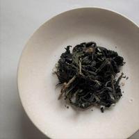 No.277 釜炒り番茶  生姜とブルーベリー葉のブレンド