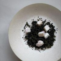 No157  包種茶と桃のブレンド