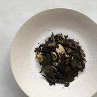 No.76 炒り番茶 生姜・茶の花のブレンド
