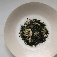No306 煎茶 蕗の薹と黒文字のブレンド