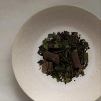 No288  三年番茶と柿の葉のブレンド