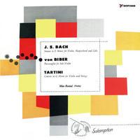 Max Rostal plays J.S. Bach, von Biber & G.Tartini  (This is Digital Item)