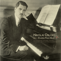 Nikolai Orloff plays Russian Piano Music (This is Digital Item)