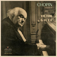 Victor Gille plays Chopin Vol.1 (This is Digital Item)
