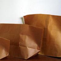 蝋引紙袋  亀甲七型
