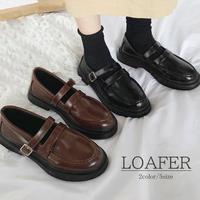 【送料無料】ローファー レディース オックスフォード 厚底 パンプス ローヒール 歩きやすい 通学 靴