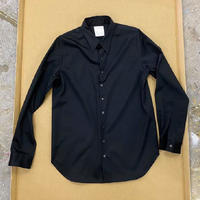 straightシャツ black