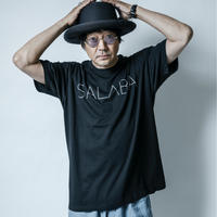 SALABA ロゴTシャツ Black