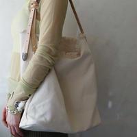 Canvas Buckle A4 Bag