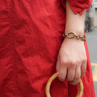 Chain Bracelet (14K Gold Plated)