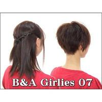 B&A Girlies07 IKUMI【分割DL_ヘアカット編】【full HD高画質】DL
