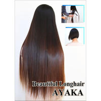 Beautiful Longhair AYAKA DVD