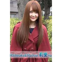 Hairmake&Haircut 莉愛ria DVD