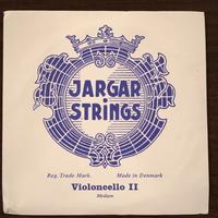 JARGAR ヤーガーチェロ弦 2番線 medium