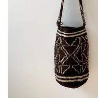 WAKAMU / mochila / natural wool bag