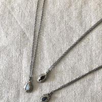 franny e fine jewelry / big stone  necklace