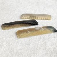 Kostkamm / mini pocket  comb / 8cm / narrow / 200H  / コストカム /水牛櫛