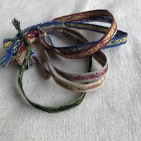 Handwoven bracelet from Oaxaca