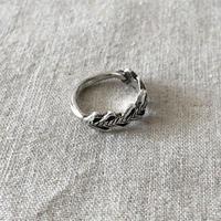 datter industries / laurel crown ring / ダッターインダストリー / シルバーリング