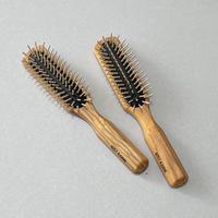 kostkamm /olive wood   hair Brushes / 21cm  / 4507