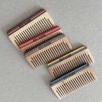 kostkamm /mini pocket comb / 8cm / wide/19b