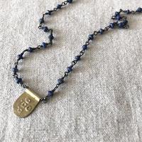 ishi jewelry /necklace lider ross / lapis lazuli / イシ ジュエリー / ラピスラズリネックレス