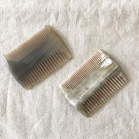 Kostkamm / Horn comb / 6cm / narrow / extra narrow /230H /  コストカム /水牛櫛