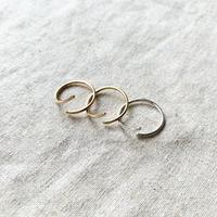 cinq / ravisse ring / gold filled , rose gold filled