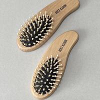 kostkamm  /  waxed beech  wood   Children's hair Brush  / 18.5cm