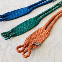ishi  jewelry / Bracelet Petate 16/ sheep leather bracelet