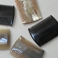 Kostkamm / Horn comb / 6cm / narrow / extra narrow /230H