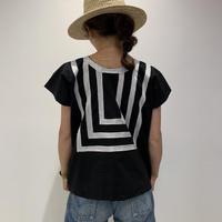 pips ropa / Tehuantepec  Oaxaca huipil  ( black )