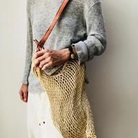 pips agave market bag / natural   / ピップス /アガベ マーケットバッグ