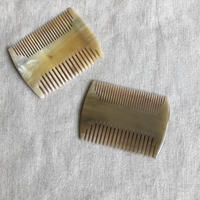 Kostkamm / Horn comb / 6cm / narrow / extra narrow / コストカム /水牛櫛