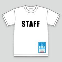 ONCE STAFF T-SHIRT(半袖スタッフTシャツ)
