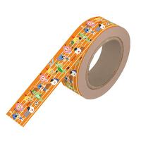 【入荷未定】マスキングテープ(運動会デザイン)