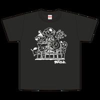 Tシャツ(ジャングルジム・スミ)