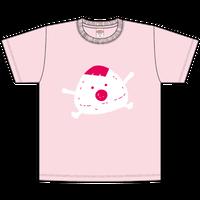 Tシャツ(むすび・ベビーピンク)