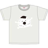 【Kidsサイズ】Tシャツ(むすび・オートミール)
