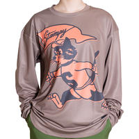 STAMP LONG SLEEVE TEE (Run Stampy Run!)