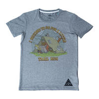 STAMP DAILY TEE (Life in the woods)