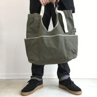 archstrap bag  dark khaki