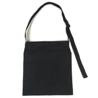 square bag black