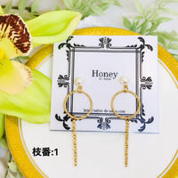 Honey ピアス 1  <P-H-1>