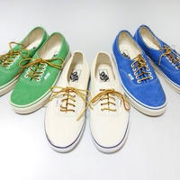 VANS® FOR J.CREW CANVAS AUTHENTIC SNEAKERS J.CREW 別注モデル