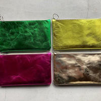 『TEMBEA/COLLECT PURSE GOAT箔』